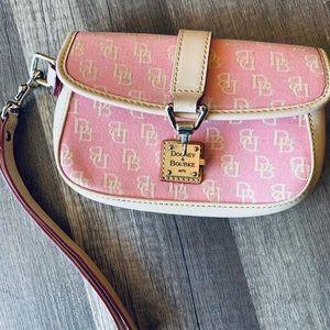 Dooney & Bourke Pink Wristlet
